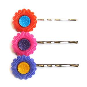 Flower Power Hårnål