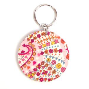 Nyckelring 'Floral' Paisley