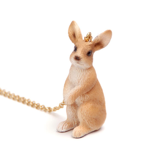 Stående Kanin Halsband