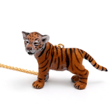 Tiger Halsband